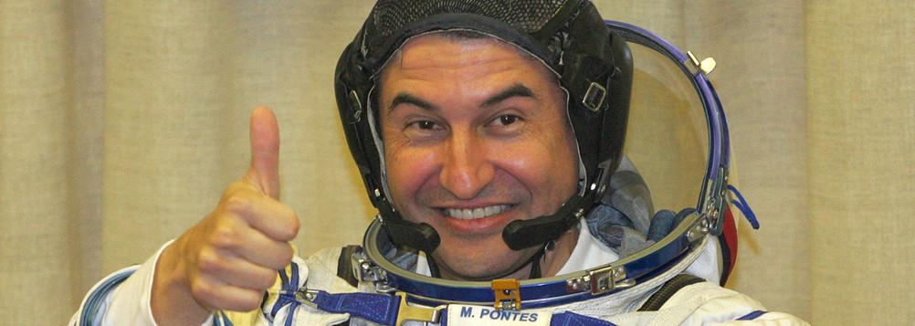 Ministro e ex-astronauta Marcos Pontes