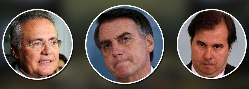 Rumo das eleições no Congresso mostra fracasso da articulação do Planalto