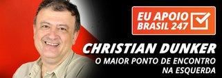 Christian Dunker apoia o 247: o maior ponto de encontro na esquerda