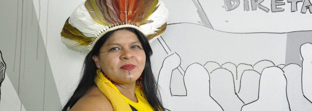 """Guajajara: Bolsonaro coloca a vida de índios nas mãos dos que """"querem a nossa extinção"""""""
