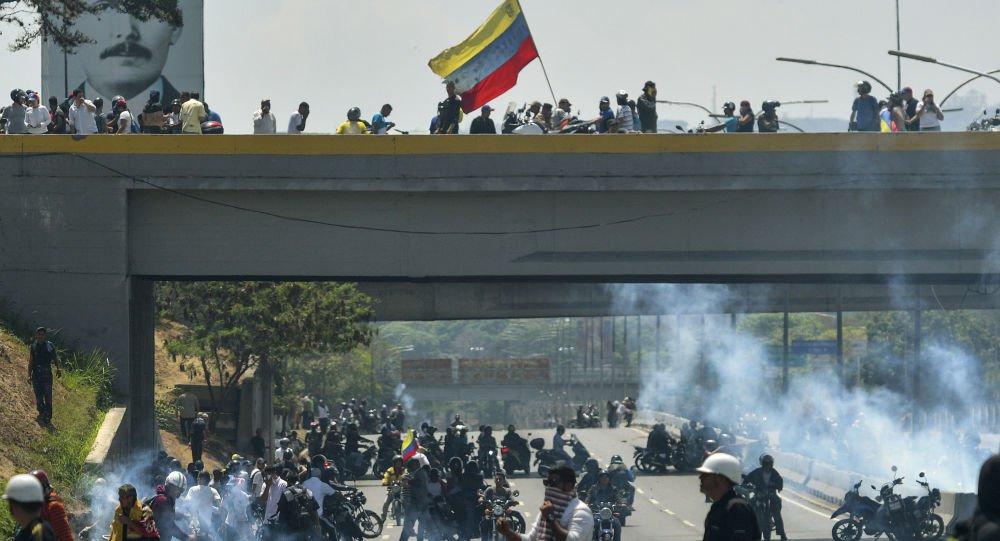 EUA querem transformar Venezuela em campo de concentração, diz político da Costa Rica