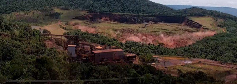 Vale alerta para risco de ruptura de nova barragem em Minas