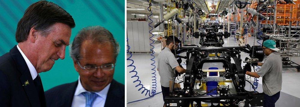 Com PIB em queda, Dieese diz que Brasil pode entrar em recessão