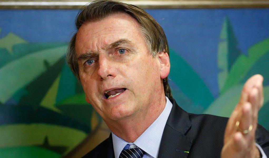 Bolsonaro quer enquadrar ocupação de terras como terrorismo