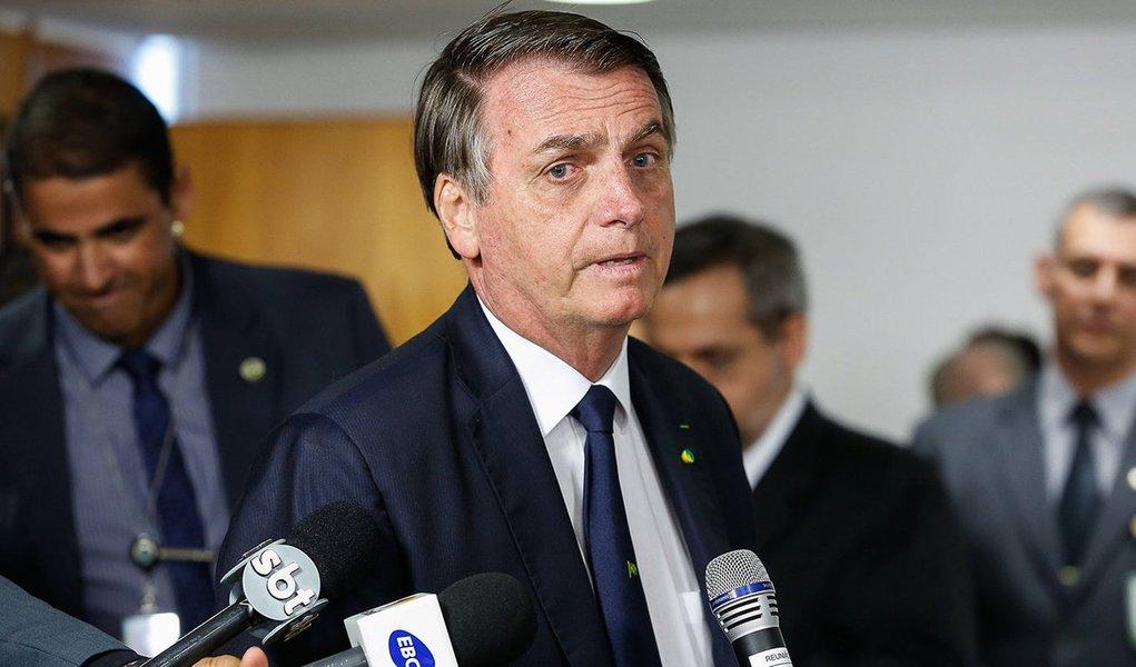 No Nordeste, Bolsonaro pede que governadores apoiem reforma