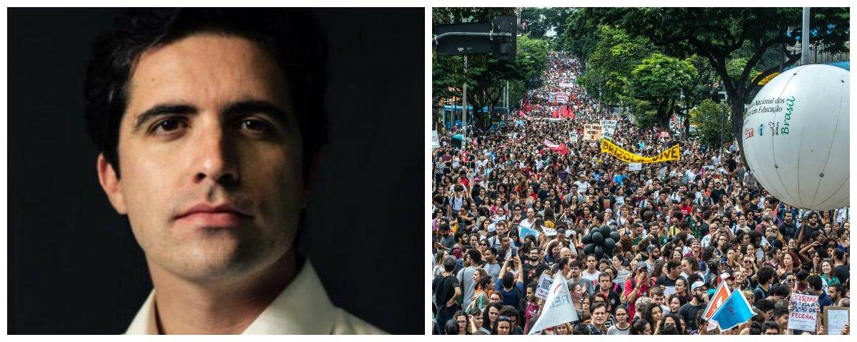 Mello Franco: Bolsonaro provoca a rua