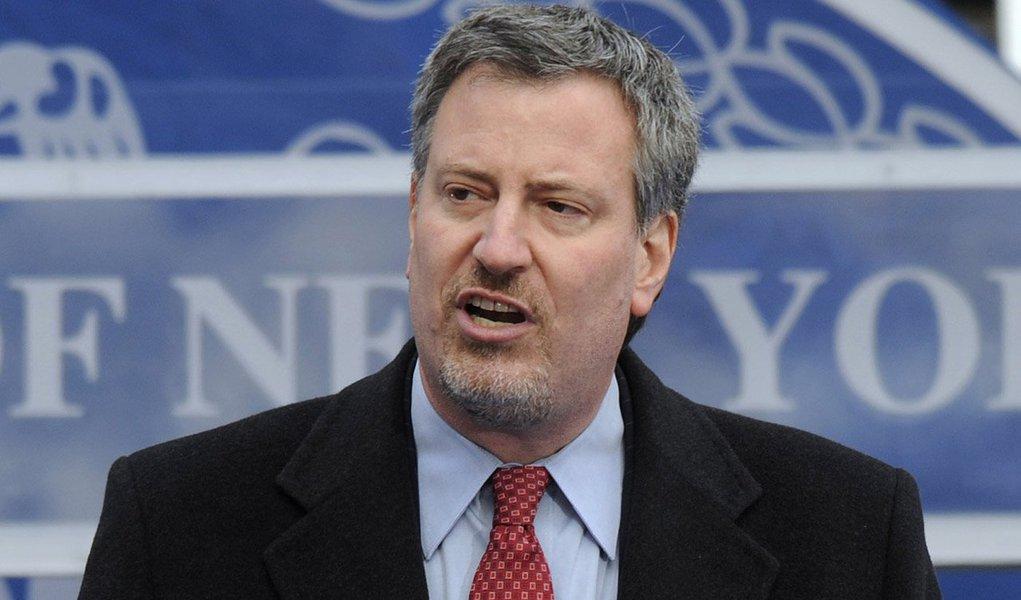 Prefeito de Nova York anuncia pré-candidatura à presidência dos EUA