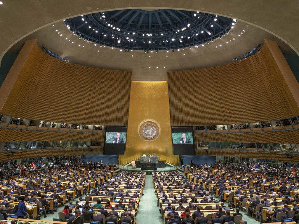 Governo Bolsonaro dá mais um vexame na ONU
