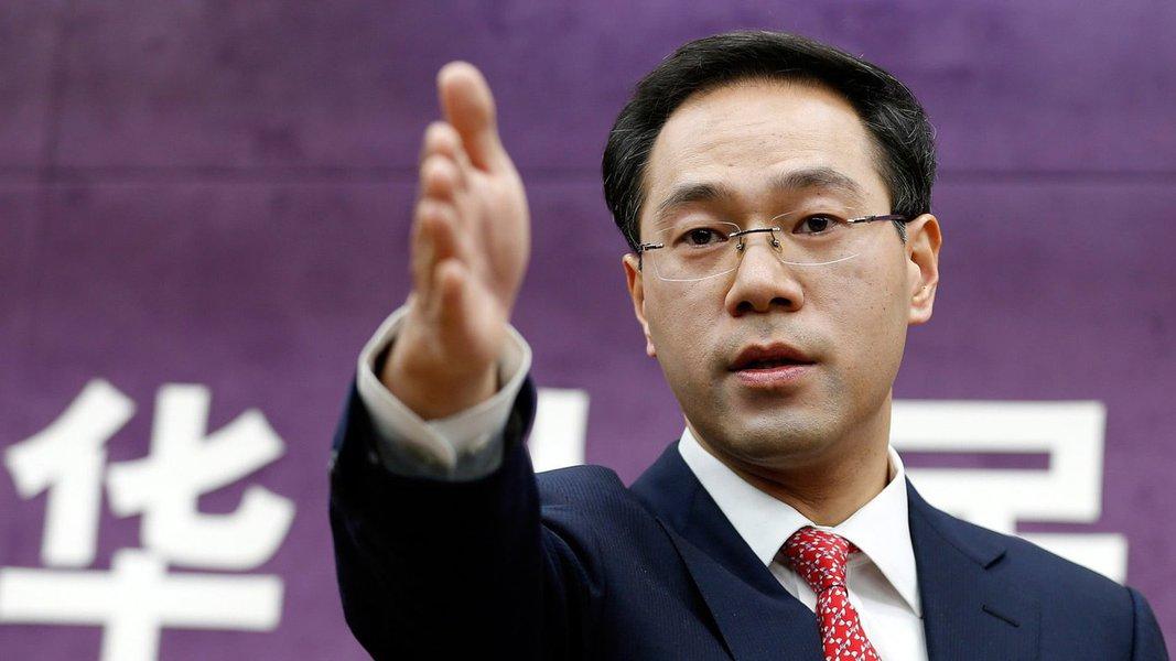 China adverte que se EUA mantiverem veto à  Huawei, sofrerão consequências comerciais