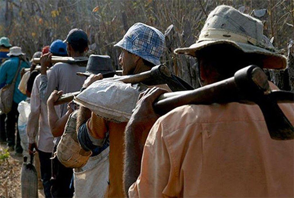 'Lista suja' tem 204 empregadores com 2.500 pessoas em situação de escravidão