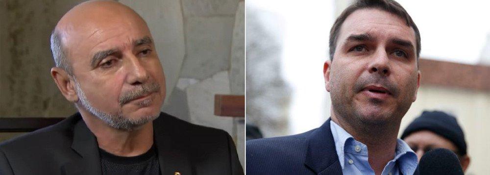 Flávio Bolsonaro e Queiroz devem explicações ao MP, diz O Globo em editorial