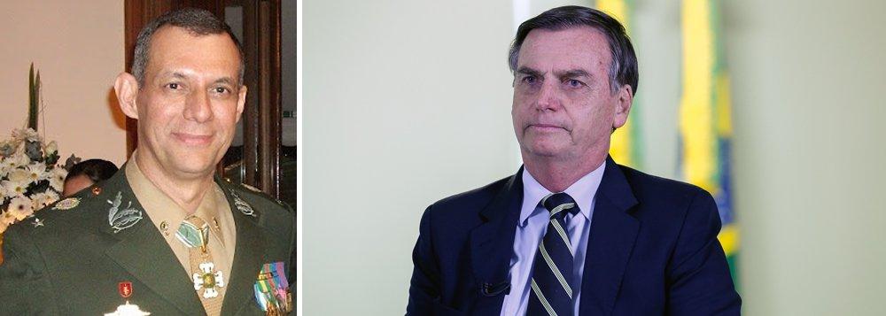 Até o porta-voz é general: militarização em marcha do governo Bolsonaro