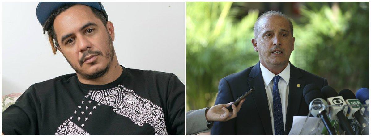 Marcelo D2 critica declaração de Onyx: coisa mais imbecil