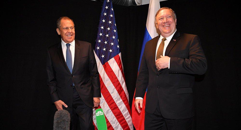 Rússia recebe Pompeo para tentar ativar diálogo com EUA