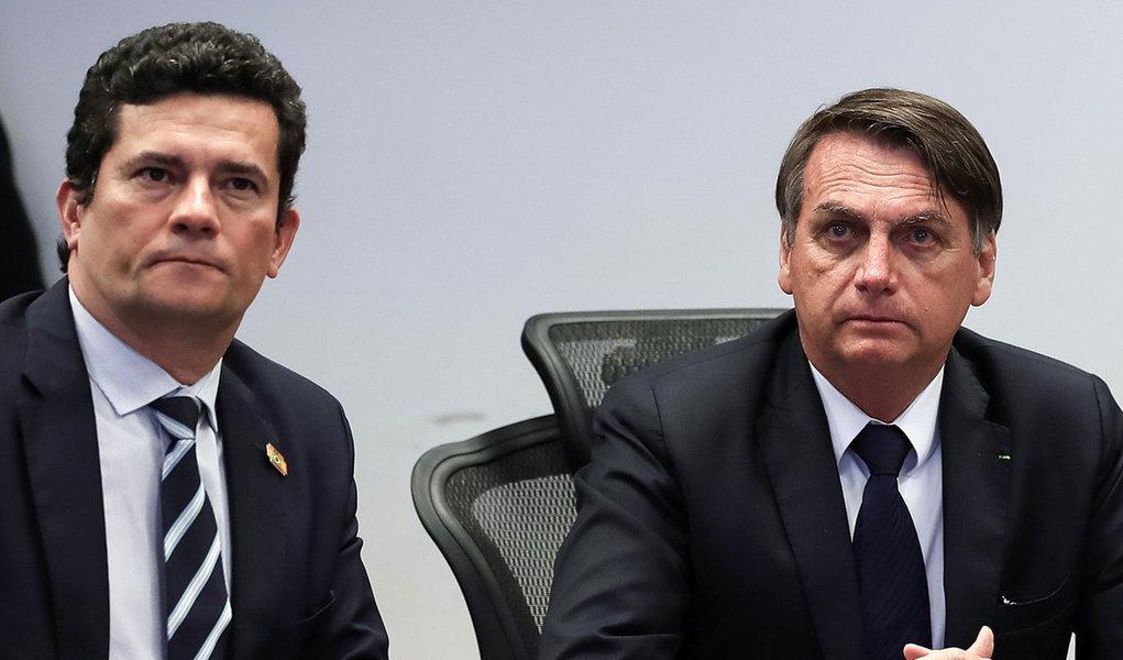 Jogada de mestre: ao pagar fatura da eleição, Bolsonaro tira Moro da frente em 2022