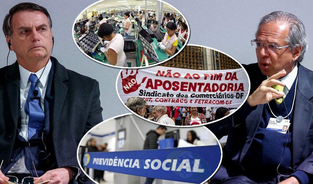 Bolsonaro e Guedes querem acabar com abono salarial em cinco estados