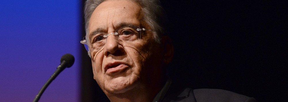 FHC diz que Reforma da Previdência não pode tirar dos mais pobres