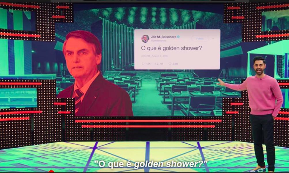 Série do Netflix ridiculariza Jair Bolsonaro
