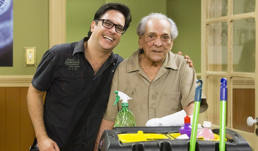 Ator Lúcio Mauro falece aos 92 anos no Rio