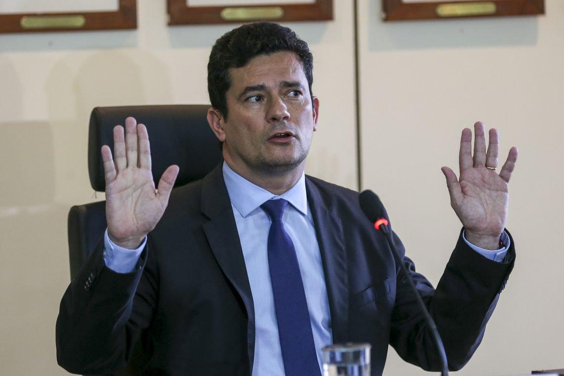 Retirada de Coaf é apenas uma 'decisão não muito favorável', diz Moro