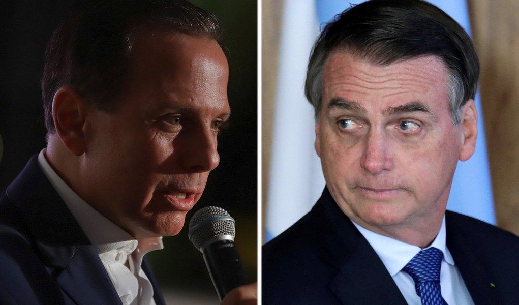 Doria critica manifestação pró-Bolsonaro como inútil e inadequada