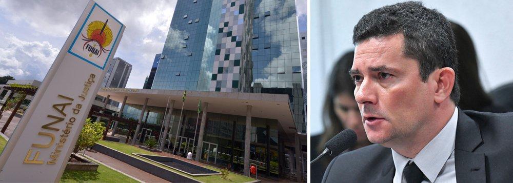 Funai voltará ao Ministério da Justiça e ficará com demarcações de terra