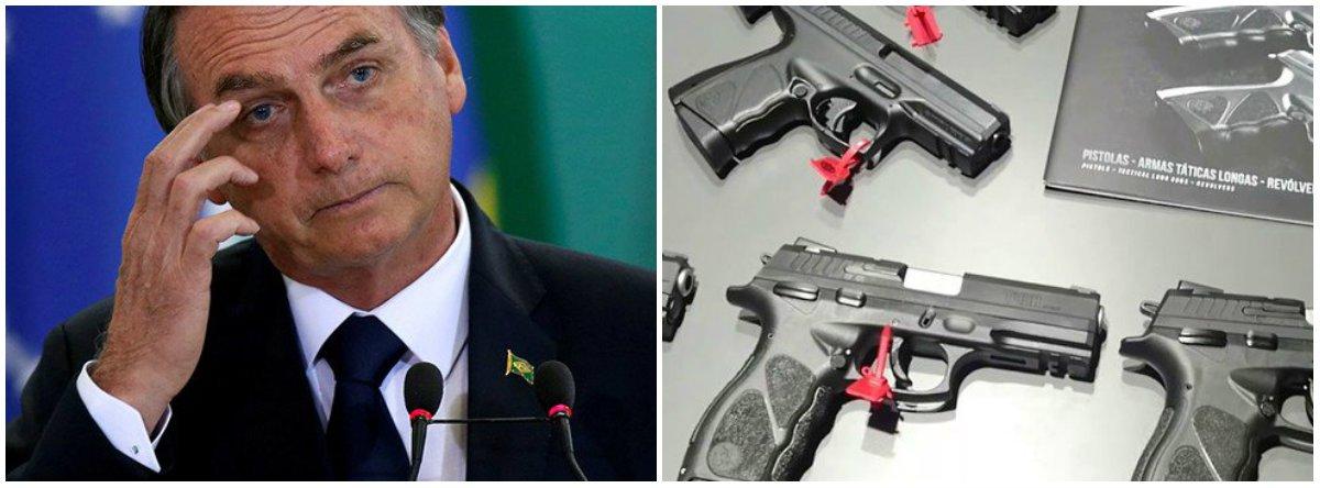 Decreto das armas é ilegal, dizem especialistas