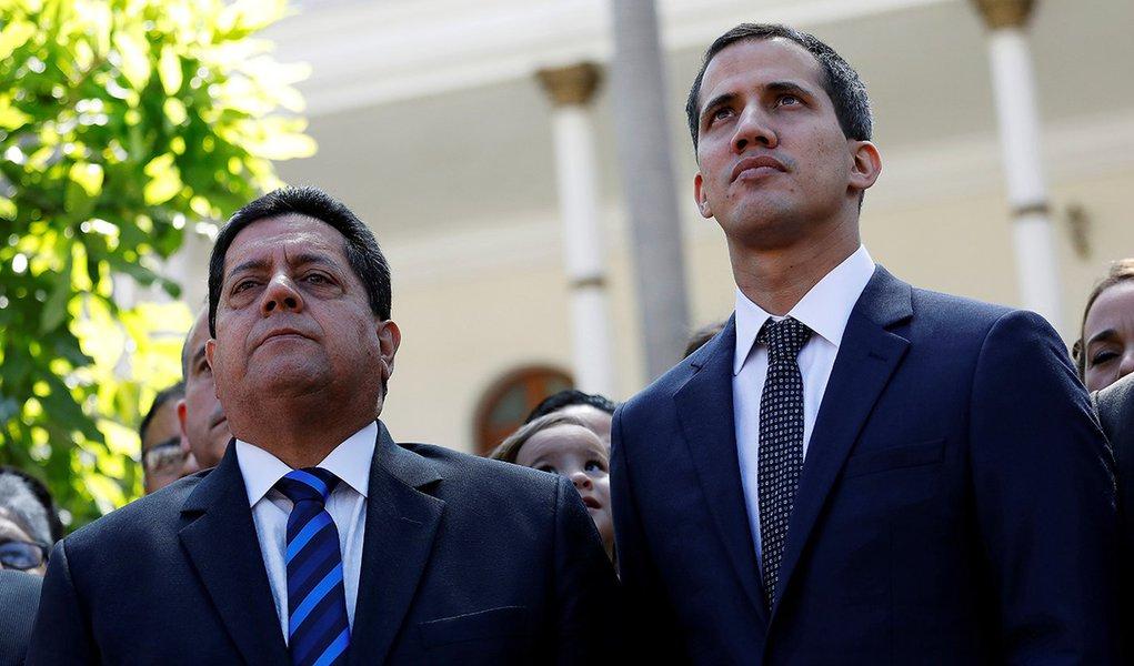 EUA sobem tom de ameaças contra Venezuela após prisão de 'vice' de Guaidó