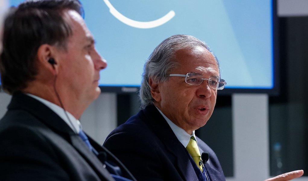 Com Bolsonaro, governo central tem 2º maior déficit para março