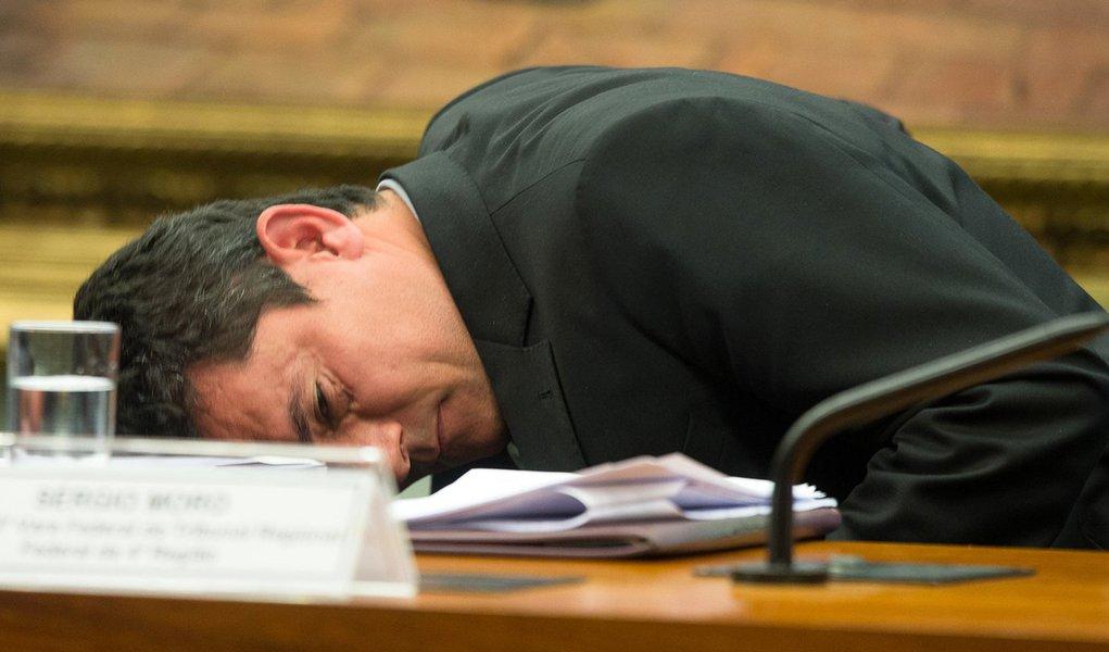 Esvaziado com perda do Coaf, Moro evita falar em falha na articulação política