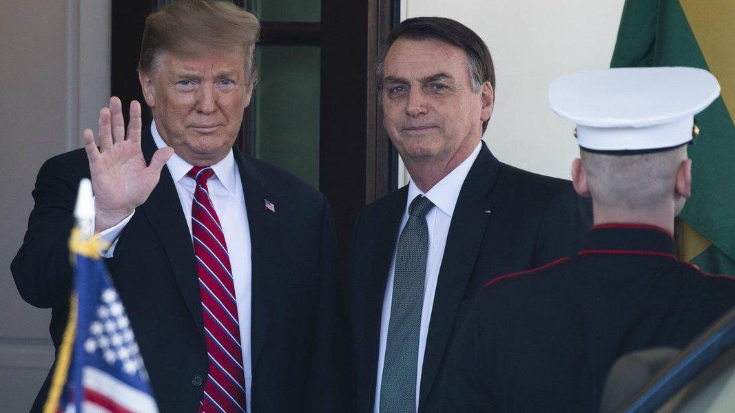 Trump enrola Bolsonaro e mantém bloqueio na OCDE