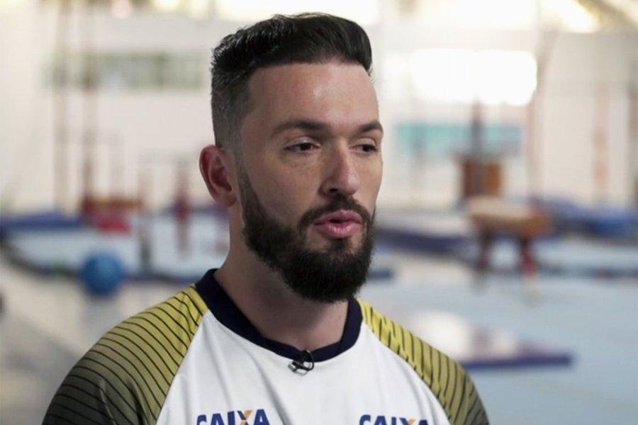 """Diego Hypolito: """"quero que saibam que sou gay e que não tenho vergonha disso"""""""