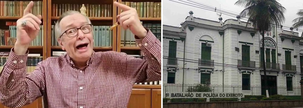 Boca suja de Olavo lembra torturadores do DOI-Codi