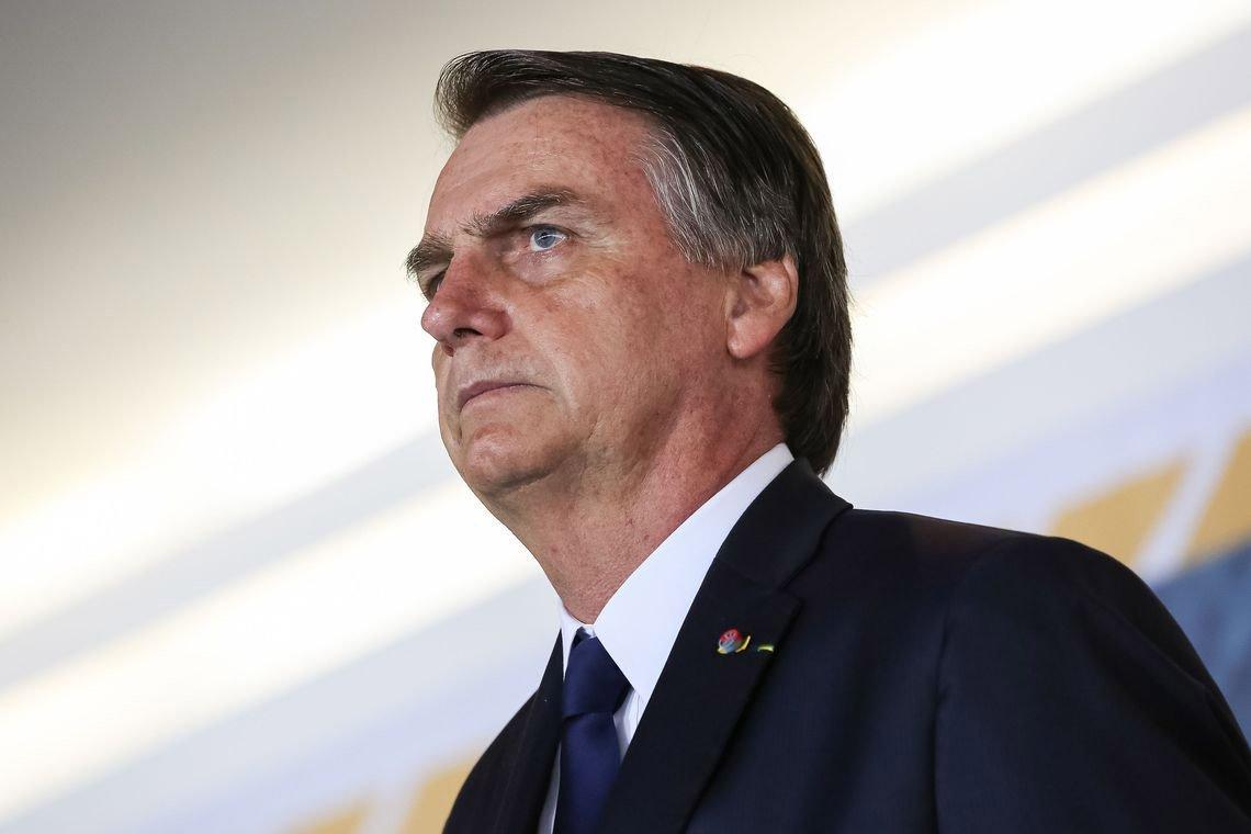 Para Bolsonaro, investir no Brasil é 'esporte de altíssimo risco'