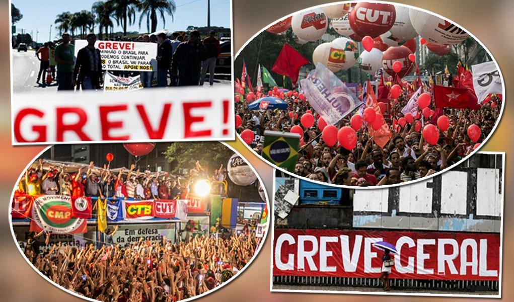 O Brasil pode explodir: Lula, militares, desemprego,educação e impeachment
