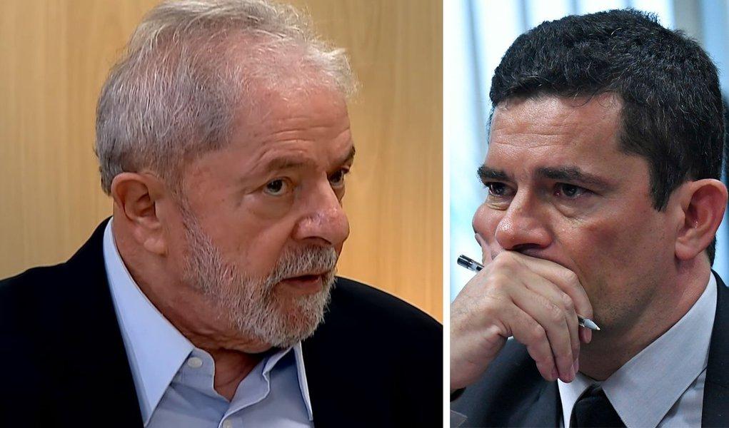 Fachin nega ação contra Moro para não rever provas no processo de Lula