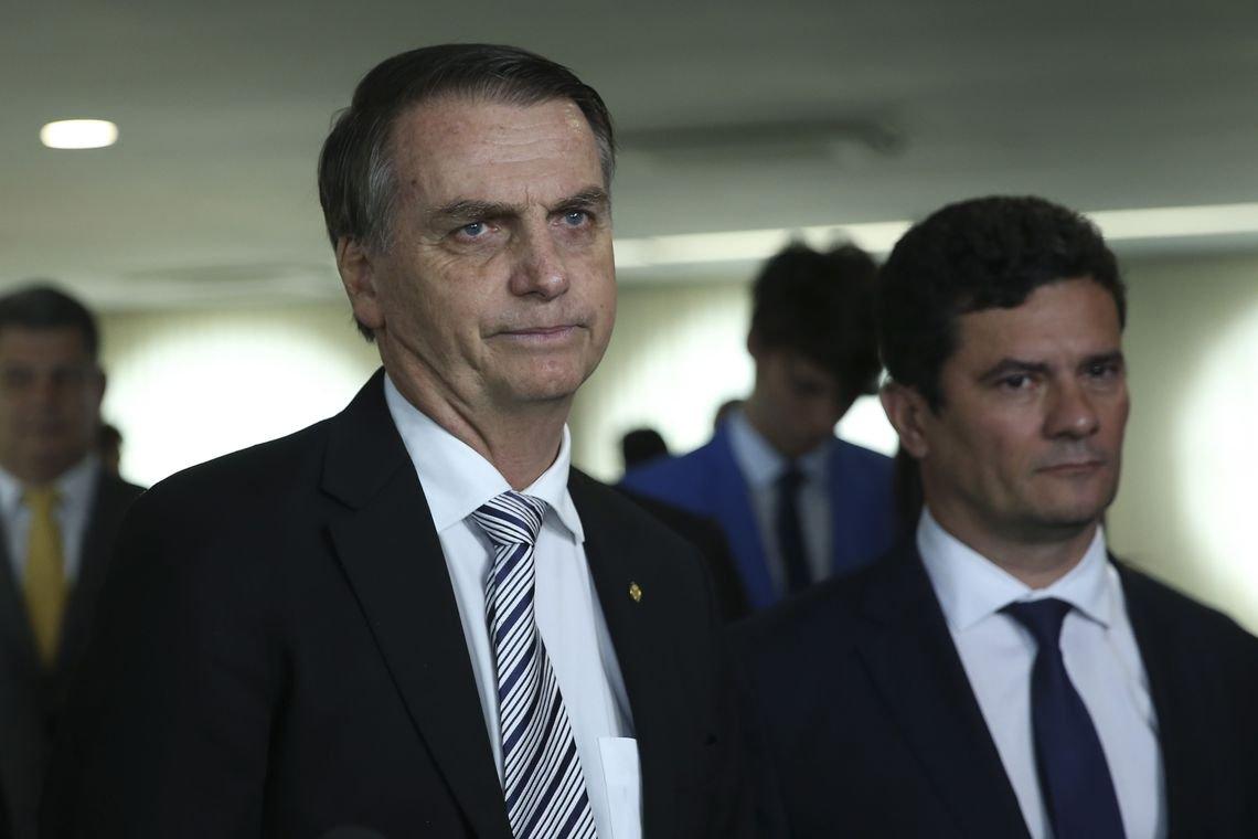 Fernando Brito: Moro finge que não houve acordo pelo STF que Bolsonaro revelou