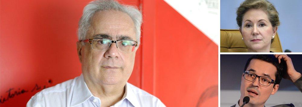 """Nassif alerta para """"promiscuidade"""" entre EUA e Lava Jato em acordo bilionário"""