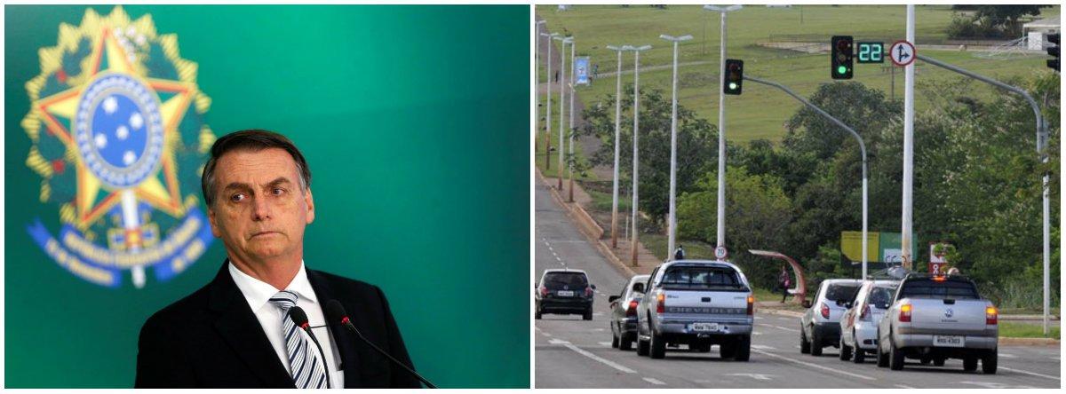 Contrariando Bolsonaro, técnicos de órgão federal defendem radares