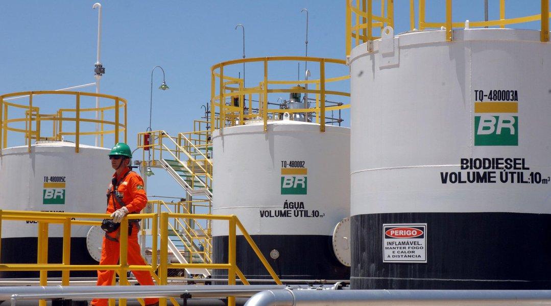 Petrobrás perde participação no mercado de diesel e gasolina