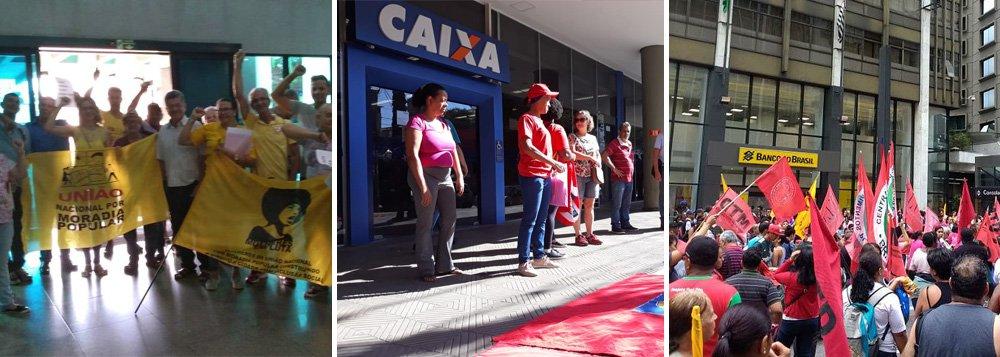 Movimentos pressionam governo Bolsonaro pela retomada do Minha Casa