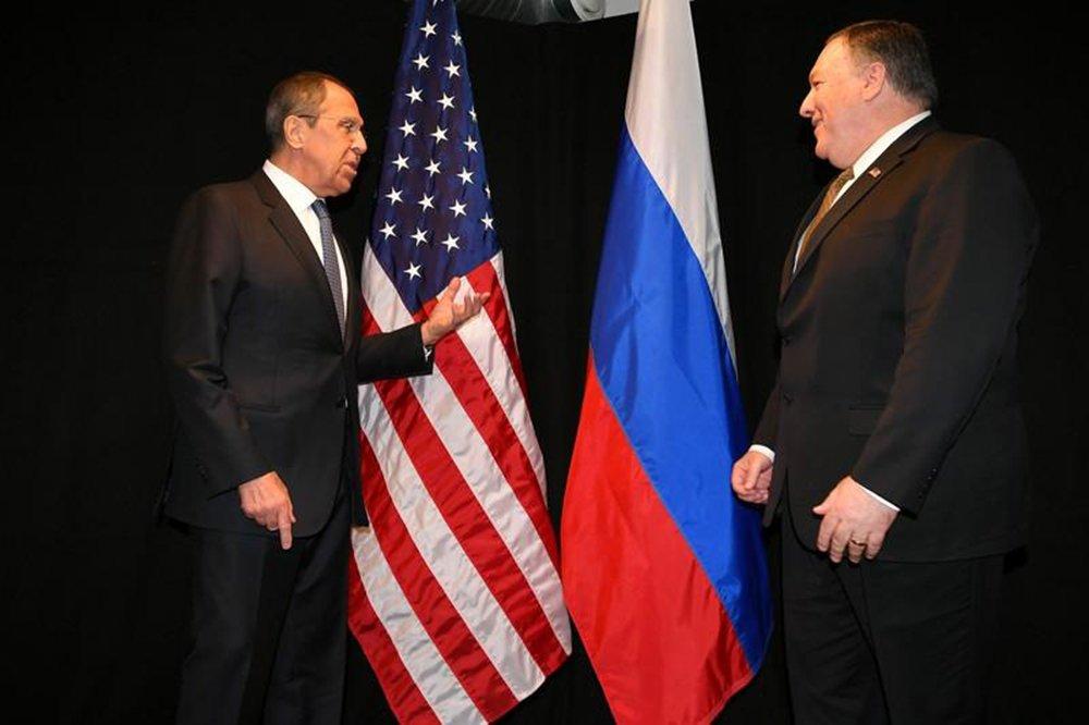 Lavrov e Pompeo se reunirão dia 14 de maio na Rússia