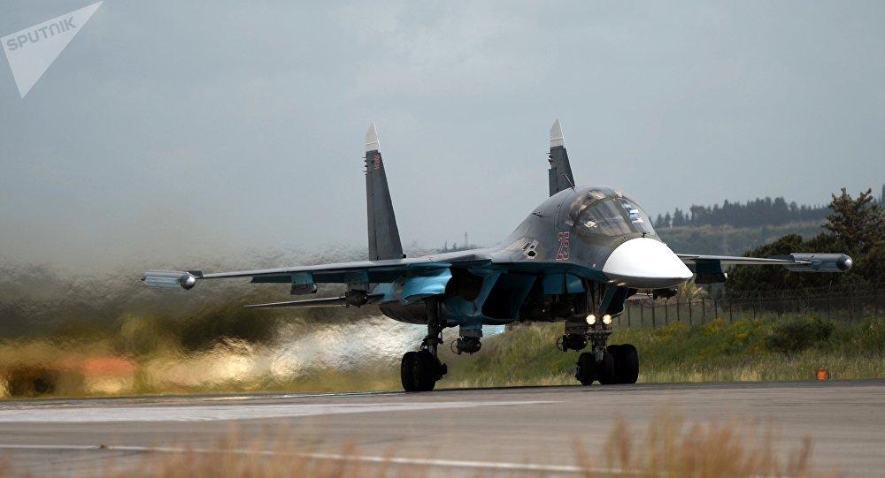 Grupos terroristas atacam base militar russa na Síria