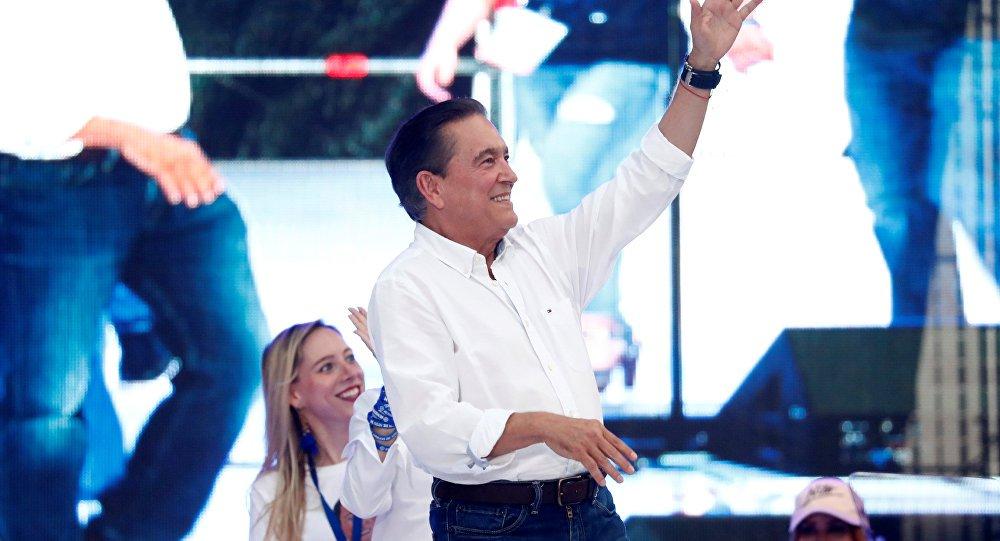 Presidente eleito do Panamá faz apelo por união nacional