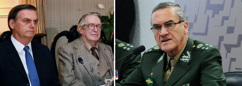 Se Bolsonaro fracassar, Forças Armadas vão pagar a conta, diz Villas Bôas