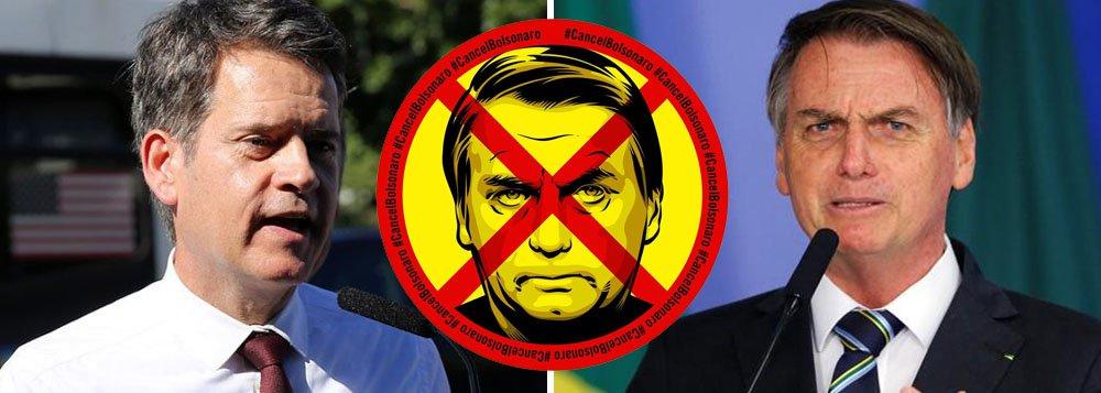 Agora, Bolsonaro tenta receber prêmio em Dallas