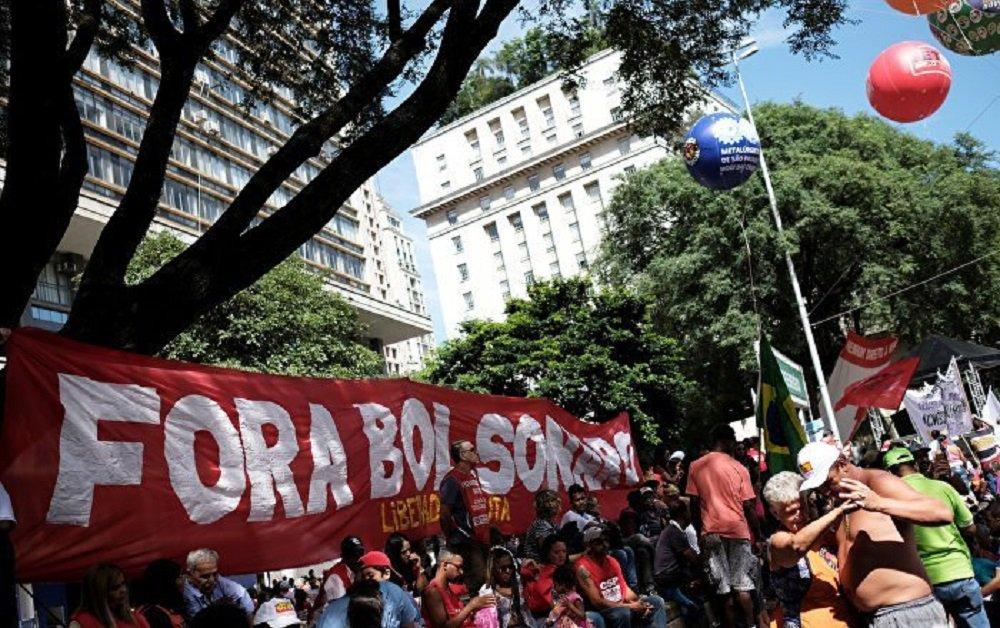 Centrais articulam greve geral em conjunto com o setor de transporte