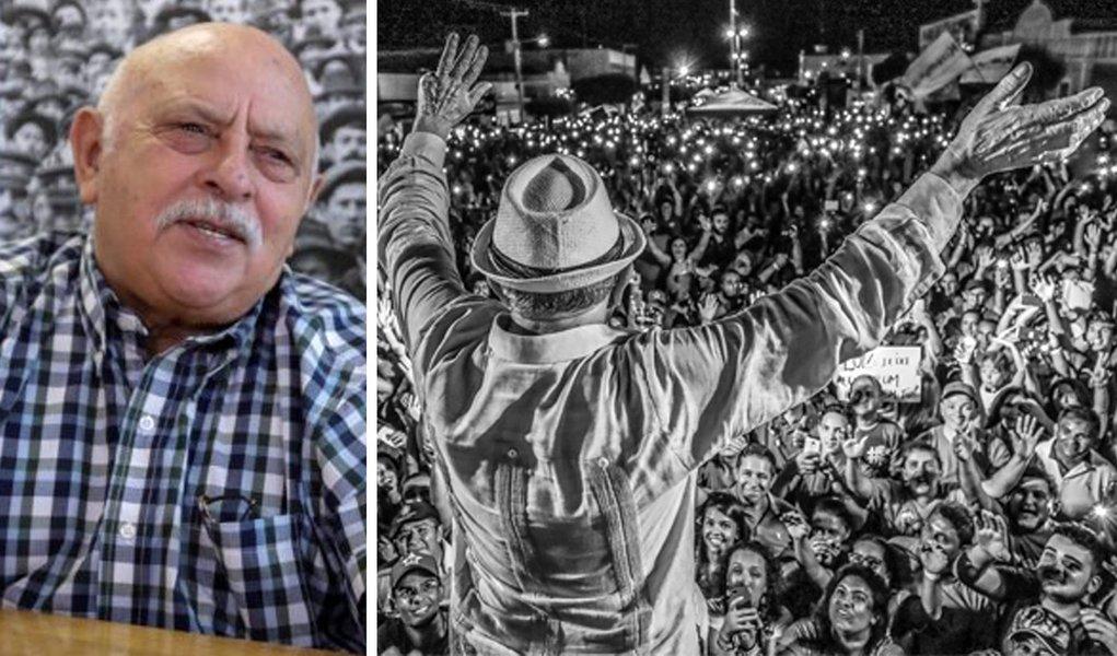 """Frei Chico sobre Lula: """"não provarão nada, porque ele não fez nada"""""""