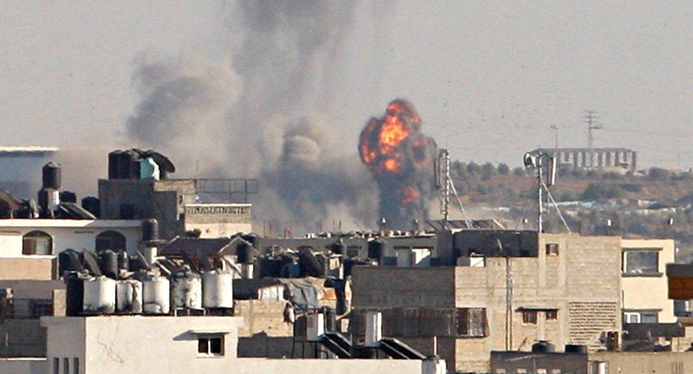 Israel e Palestina fazem acordo de cessar-fogo em Gaza
