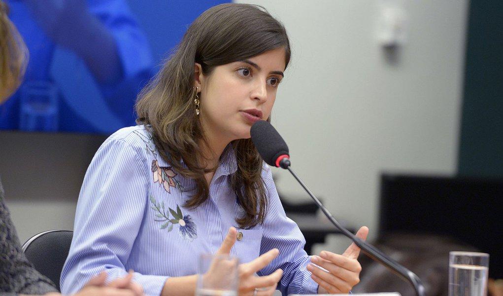 Tábata Amaral diz que Guaidó é presidente da Venezuela